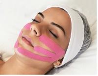k-taping kosmetologiya