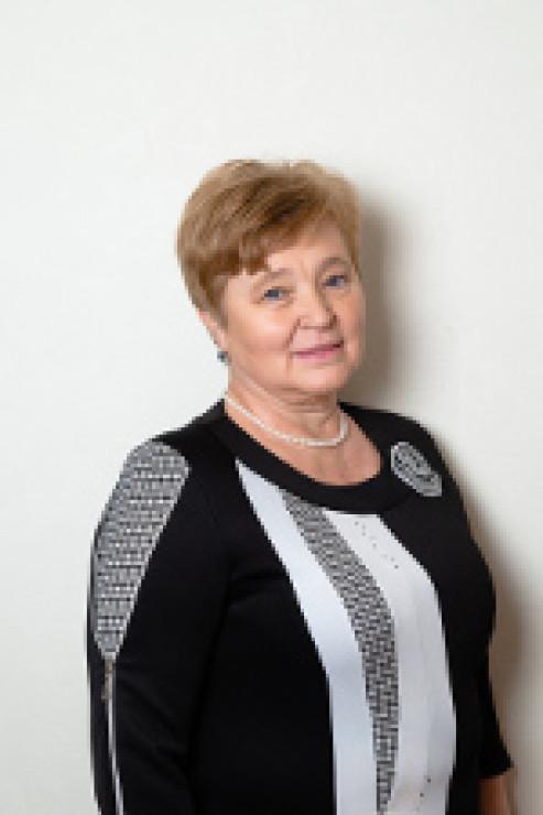 Андреева Лидия Павловна