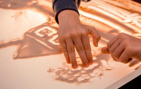 metod Sand-Art