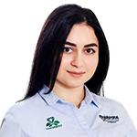 Оганян Сюзанна Араратовна