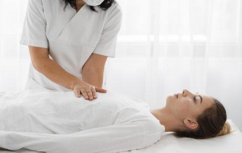 остеопатия грудной отдел