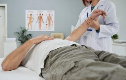 Диагностический подход. Модель поведения остеопата.