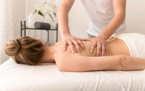 Бесплатный пробный урок по массажу