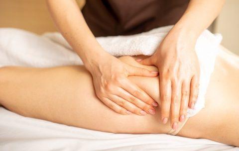 Обучение антицеллюлитному массажу